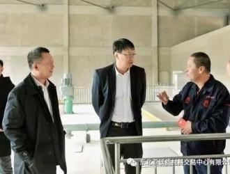 """海城市市委副书记、代市长杨洪波检查环保""""回头看""""信访案件整改情况"""