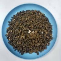 3-5重烧镁砂 含91%氧化镁 成色好 体密重 性能稳定